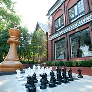 <i>Living Like Kings</i> Multimedia Exhibit Links Chess and Hip-Hop