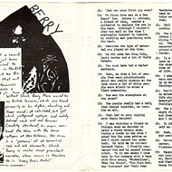 Chuck Berry Reviews Classic Punk Records In Unearthed <i>Jet Lag</i> Zine From 1980
