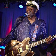 Chuck Berry Will Be Awarded Prestigious Polar Music Prize This Summer