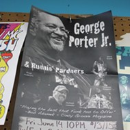 Mykki Blanco, George Porter, Jr., Mitis and More Show Flyers