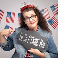 'Pissed-Off Patriots' Photo Booth Will Give You the Ultimate 'I Voted' Selfie