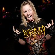 Heavy-Metal Fashion Report: The T-Shirts of the Pointergeist 2013 Show