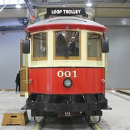 Loop Trolley Opening Canceled Due to Snow, Proving Even God Is Against It