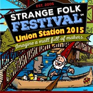 Strange Folk Festival Coming to Union Station in September