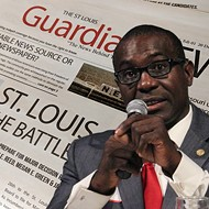 The St. Louis Guardian Debuts First Issue, as Publisher Defends Ties to Reed