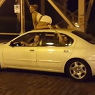Girl Twerks On Top of Car in Laclede's Landing For an Audience of Basically Zero