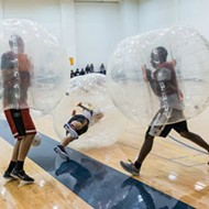 Watch Out, St. Louis -- Bubble Soccer Is Coming to Town