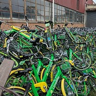 Bike Sharing Is Dead in St. Louis (For Now)