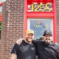 Chef Chat: How Christian Ethridge Got His Act Together at Taco Circus