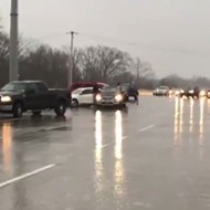 These Videos Show Just How Crazy the Ice Was in St. Louis Today