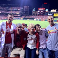 Cardinals Fan Shot Downtown on Friday Is Paralyzed, Mother Says