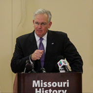 Jay Nixon on Syrian Refugees: It's the Federal Government's Problem
