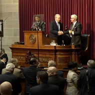 "Gov. Nixon Ignores the Ferguson Commission He Created In Final ""State of the State"""