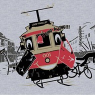 STL-Style's New T-Shirt Depicts the Loop Trolley with Stunning Accuracy