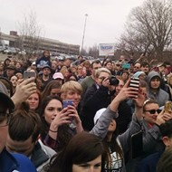 How the Bernie Sanders Rally at SIUE Was Almost a Yooge Disappointment