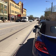 Trolley Tracks East of Skinker May Be Too Tight for Comfort