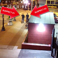 Video Footage Shows Suspects in Sunday's Horrific Downtown Murder/Kidnapping
