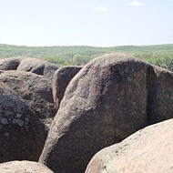 For Outdoor Enthusiasts, Drive South to Elephant Rocks
