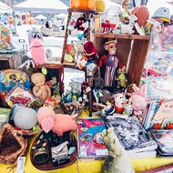 The St. Louis Swap Meet Is Heading to the Arch Grounds
