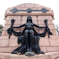 A South City Statue Tells the Story of the German Utopians Who Built St. Louis