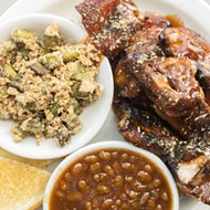 Review: Five Aces Bar-B-Que Is a Worthy Successor to Mama Josephine's