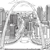 New Adult Coloring Book Shows the Beauty of St. Louis Architecture