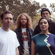 """<i>Wired</i> Names American Wrestlers' Latest One of Six """"Must-Listen"""" Albums of November"""