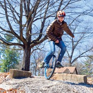 His Unicycle Brought Him Freedom -- and Changed His Life