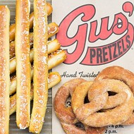 Gus' Pretzels Is Giving Out Free Pretzels Friday for Its 99th Birthday