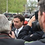Steve Stenger Pleads to 3 Felonies in Corruption Case, Admits Taking Bribes
