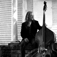 Dan Eubanks Has a New Solo Bluegrass Album, <i>Look What the City's Done</i>