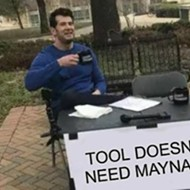 Tool Would Be a Better Band Without Maynard James Keenan