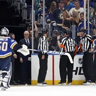 St. Louis Eye Institute Offers Free LASIK Surgery to the Blues' Referees