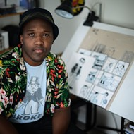 St. Louis Graphic Novel Artist Dmitri Jackson Is Hitting the Big Time