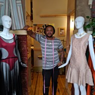 Designer Brandin Vaughn Brings Hollywood Style to Cherokee Street