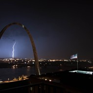 St. Louis Weather Will Be Wild This Weekend, Tornadoes Possible in Missouri