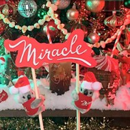Miracle, the Holiday-Themed Pop-Up Bar, Returns to St. Louis This November