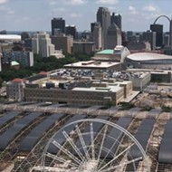 This Awesome Time-Lapse Video Shows the St. Louis Wheel Joining Our Skyline