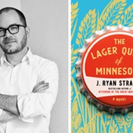Meet Best-Selling Author J. Ryan Stradal Tonight at Third Wheel Brewing