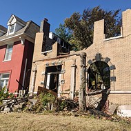 On This St. Louis Block, the Houses Keep Burning