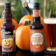 Carve a Jack-o'-lantern, Crush Pumpkin Beer Today at Grand Tavern
