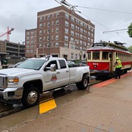 Delmar Loop Trolley to Clang its Last Clang on December 29