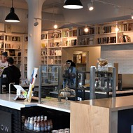First Look: High Low, a Literary Hub and Cafe, Now Open in Midtown