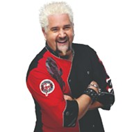 Shut the Front Door: Guy Fieri to Open a Satellite Flavortown in Branson