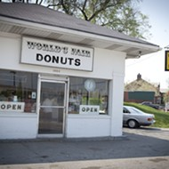 Jason Bockman of Strange Donuts Buys World's Fair Donuts