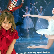 Saint Louis Ballet's <i>The Nutcracker</i> as Reviewed by a Kindergartner