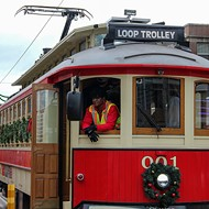 Of Course the Delmar Trolley Broke Down on Its Final Ride