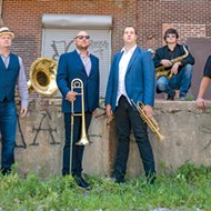 Funky Butt Brass Band Delivers Horn-Driven Party Music with <i>Onward</i>