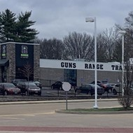 Well, St. Louis Area Gun Stores Aren't Hurting For Business