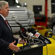 Gov. Mike Parson Finally Issues Missouri Stay-At-Home Order